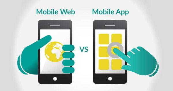 Correlation Between Web Apps & Mobile Apps