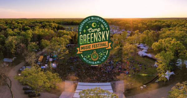 Camp Greensky Music Festival: Jazz in The Park