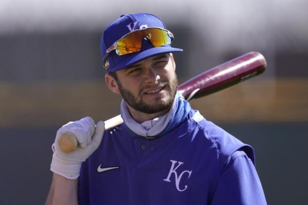 The Kansas City Royals National League's Hottest Team!