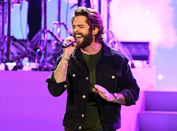Find Out When the Thomas Rhett Concert Will Be Scheduled