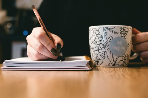 How to start writing? Steps from 27 to 32