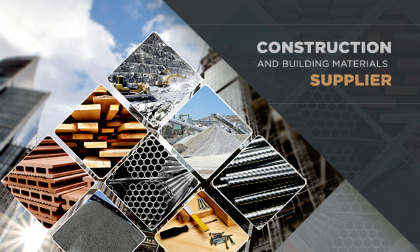 Materials & Supplies for Construction