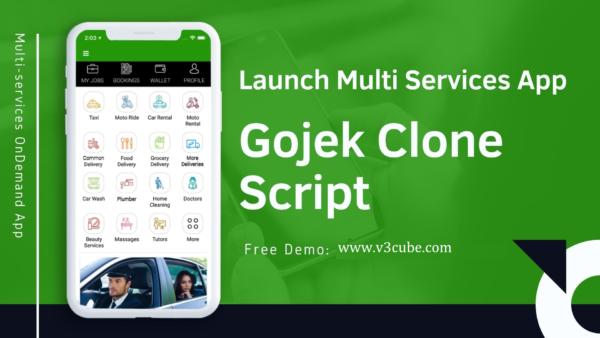 Gojek Clone App – Makes Your Business Profitable