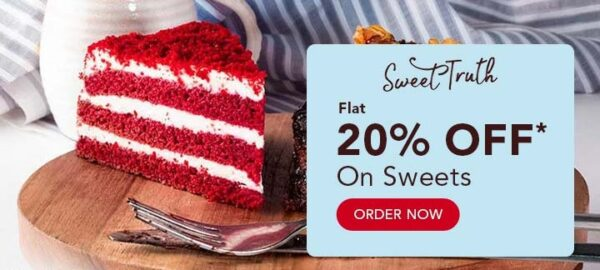 Use Sweet Truth Coupon codes and Save Extra on Desert Shopping