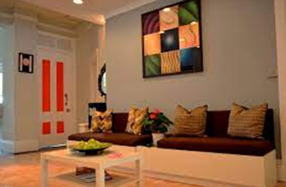 Colors that would attract compliment from guests