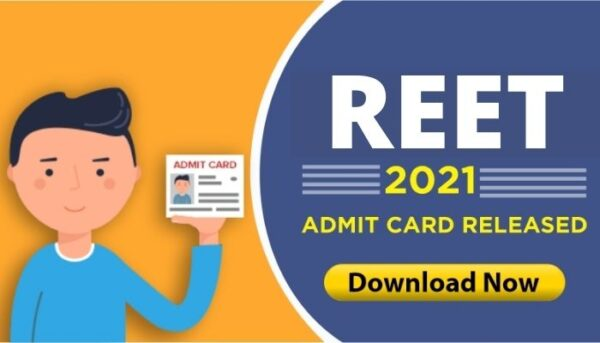 REET Admit Card 2021 Check Exam Date