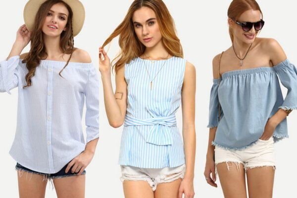 Fashion Womens Always Go For Chic And Hot Summer Tops – Read Now!
