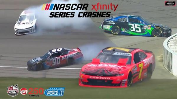 NASCAR Xfinity Series Begins With Daytona International Speedway
