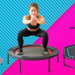 The Tremendous Health Benefits of Jumping On the Biggest Trampoline