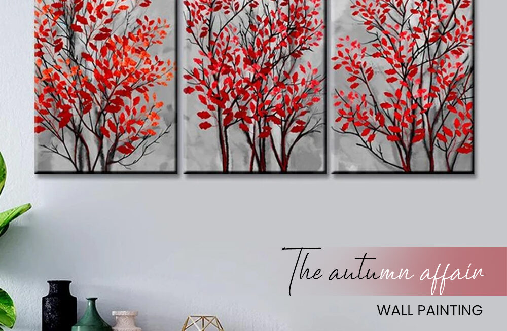 beautiful wall painting