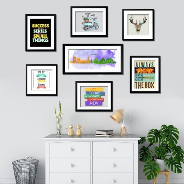 Picture Frames Are Not Just Showpieces, Rather It Portrays Your Thoughtfulness