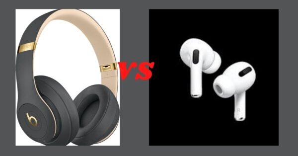 Apple Airpods Pro vs Beats Studio 3: What's the Difference?