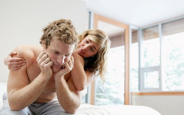 Erectile Dysfunction (Impotence) Cure in Men for Strong Erections